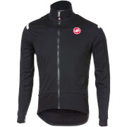 Castelli Alpha Ros Long Sleeve Jersey - Light Black