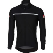 Castelli Perfetto Long Sleeve Jersey - Light Black