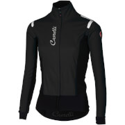 Castelli Women's Alpha Ros Jacket - Light Black