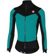 Castelli Women's Sfida Long Sleeve Jersey - Turquoise