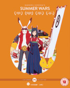 Hosoda Collection: Summer Wars - Collector's Edition