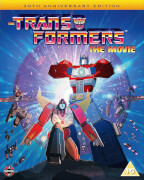 Transformers The Movie 30th Anniversary Edition