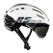 Casco Speedairo RS with Vautron Visor - White/Black