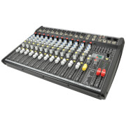 Citronic CSL-14 Compact Mixing Console with DSP (14 Channel) - Black