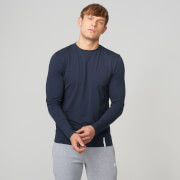 Luxe Classic Long Sleeve Crew