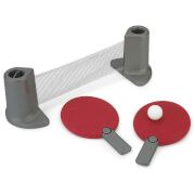 Umbra Pongo Table Tennis Set - Red
