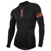 Nalini Merino Long Sleeve Baselayer - Black