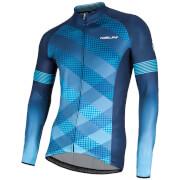 Nalini Merak Long Sleeve Jersey - Blue