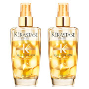 Kérastase Elixir Ultime Volumising Oil Mist for Fine Hair 100ml Duo
