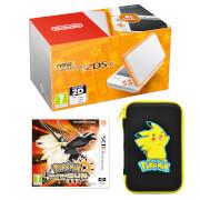 New Nintendo 2DS XL Pokémon Ultra Sun Pack