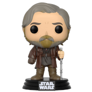 Figura Pop! Vinyl Luke Skywalker - Star Wars: Los últimos Jedi