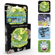 Rick and Morty Mix Coaster Pack
