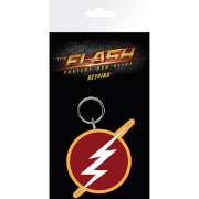 The Flash Logo Keyring