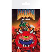 Doom Classic Cacodemon Keyring
