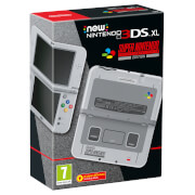 New Nintendo 3DS XL - Super Nintendo Entertainment System Edition