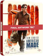American Made - Zavvi Exclusive Limited Edition Steelbook (Digital Download)