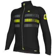 Alé PRR 2.0 Strada Jacket - Black/Yellow