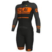 Alé R-EV1 Fango Cyclocross Skinsuit - Black/Orange