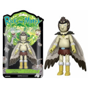 Articulated Action Figure: Rick and Morty - Bird Person