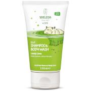 Weleda Kids 2 in 1 Wash 150ml - Lively Lime