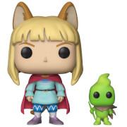 Figurine Pop! Evan et Familier - Ni No Kuni Evan