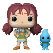 Figurine Pop! Tani et Familier - Ni No Kuni Evan