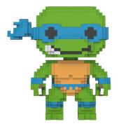 8-Bit Teenage Mutant Ninja Turtles Leonardo Pop! Vinyl Figur