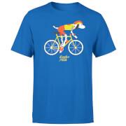 Leader Of The Pack Men's Blue T-Shirt