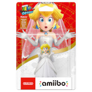 Peach (Wedding Outfit) amiibo (Super Mario Collection)