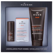NUXE Excellence for Men Gift Set (Worth £65.00)
