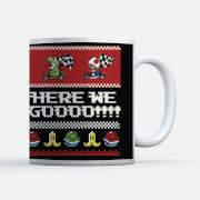 Nintendo Mario Kart Here we go Mug