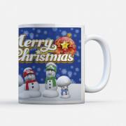 Nintendo® Super Mario Snowmen Characters Tasse