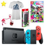 Nintendo Switch Splat Attack Pack