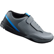 Shimano AM9 MTB Shoes - for SPD - Grey/Blue
