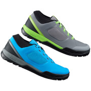 Shimano GR7 MTB Shoes - for Flat Pedals - Blue