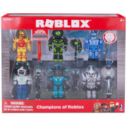 6 Figurines ROBLOX - Champions of ROBLOX