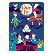 Serigrafía Disney Peter Pan - Dave Perillo (46cmx61cm)