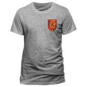 Harry Potter Men's House Gryffindor T-Shirt - Grey