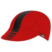 RH+ Logo Cycling Cap - Red/Black