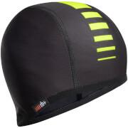 RH+ Logo Thermo Hat - Black/Fluo Yellow