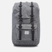 Herschel Supply Co. Men's Little America Backpack - Raven Crosshatch/Black Rubber