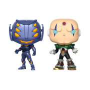 Marvel Vs Capcom Ultron Vs Sigma Pop! Vinyl Figuren 2 Pack
