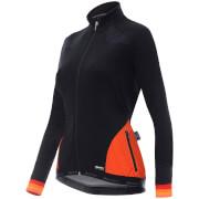Santini Women's Coral 2 Windstopper Winter Jacket - Orange