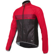Santini Skin Windbreaker Jacket - Red