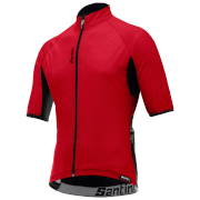 Santini Beta Light Wind Jersey - Red