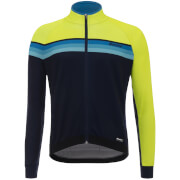 Santini H Way Windstopper Jacket - Yellow