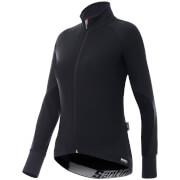 Santini Women's Beta Winter Windstopper Jacket - Black