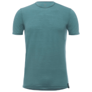 Santini Wool Tech T-Shirt Baselayer - Green