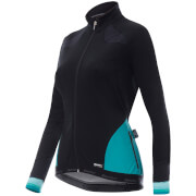 Santini Women's Coral 2 Windstopper Winter Jacket - Blue