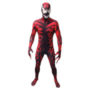 Morphsuit Adults' Marvel Carnage - Red